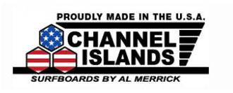 CHANNEL ISLANDS チャネルアイランド