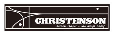 CHRISTENSON クリステンソン